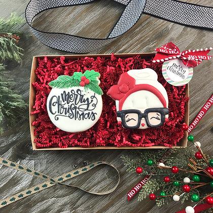 Mrs. Claus Gift Set