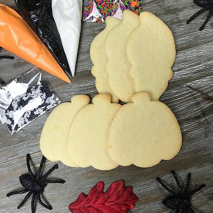 DIY Halloween Cookie Decorating Kits