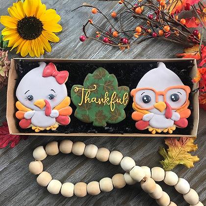 Turkey Trio Gift Set