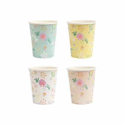 Wildflower Pastels Cups