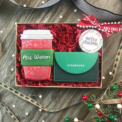 Teacher Cookie & Gift Card Set