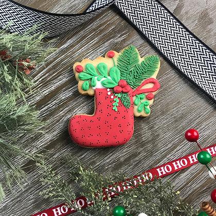 Stocking Cookie