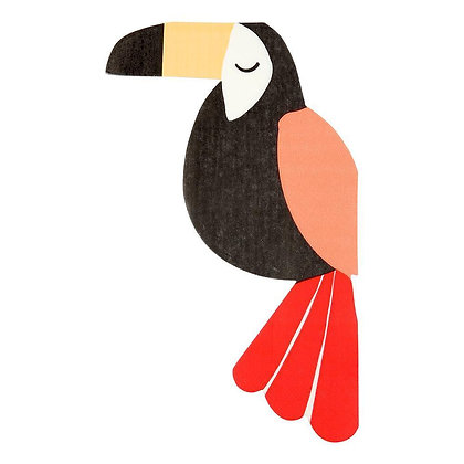 Tropical Toucan Napkins