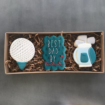 Best Dad by Par Gift Set *SOLD OUT ONLINE*