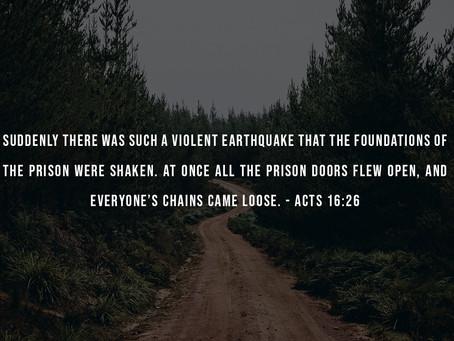 SHAKE YOUR FOUNDATION