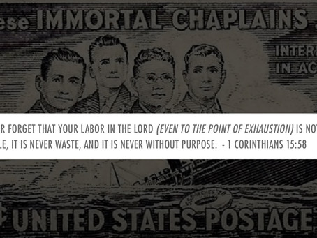 The Four Immortal Chaplains
