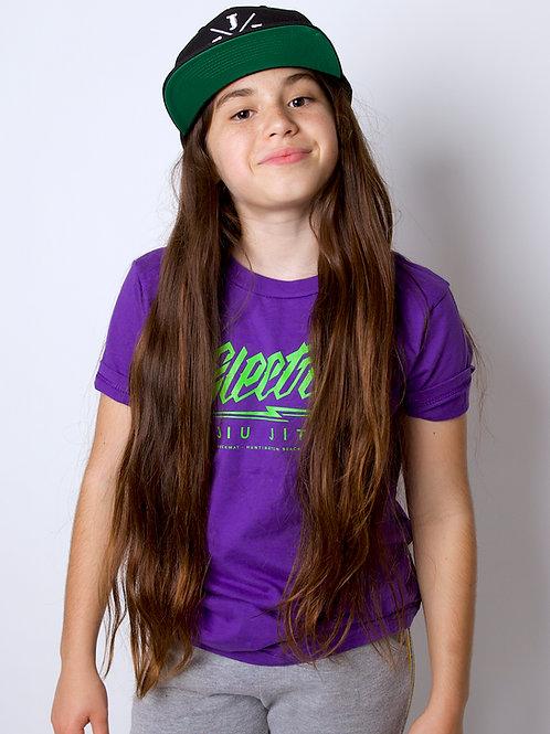 EJJ Kids Purple T_Shirt