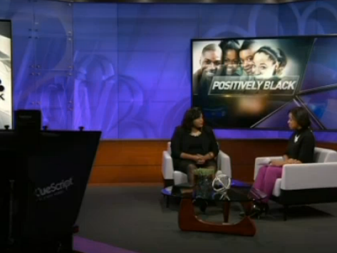 Positively Black: The Shirley Chisholm Project on WNBC 11/20/16