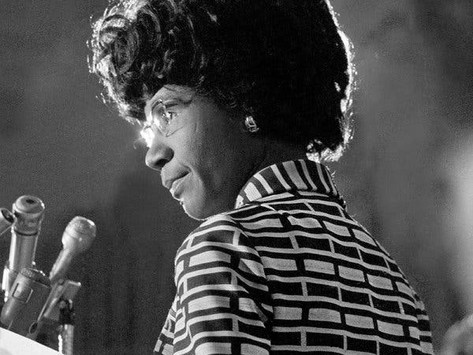 """Zinga Fraser, PhD Featured in New York Times """"2019 Belongs to Shirley Chisholm"""""""