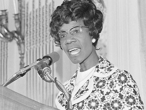 Dr. Zinga Fraser Discusses Chisholm's 50-Year Legacy with The Associated Press