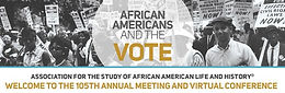 9/27/20 Association for the Study of African-American Life & History (ASALH) – Bethel Duke