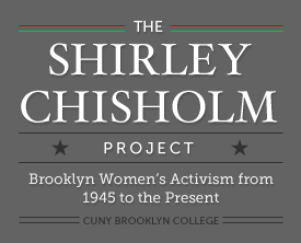 The Shirley Chisholm Project Logo