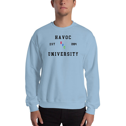 university sweater