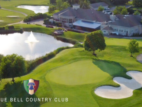 Blue Bell Country Club to Complete a Major $3 Million Renovation in Celebration of the Country Club