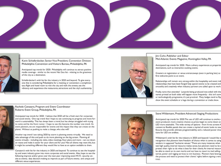2020 - Vision Into The Year Ahead