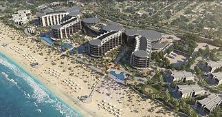 Aerial-view-Jumeirah-at-Saadiyat-Island-
