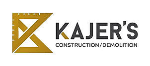 Kajer's Construction and Demolition LLC Logo