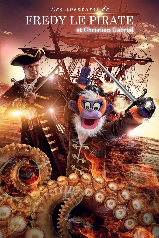 Fredy le pirate.