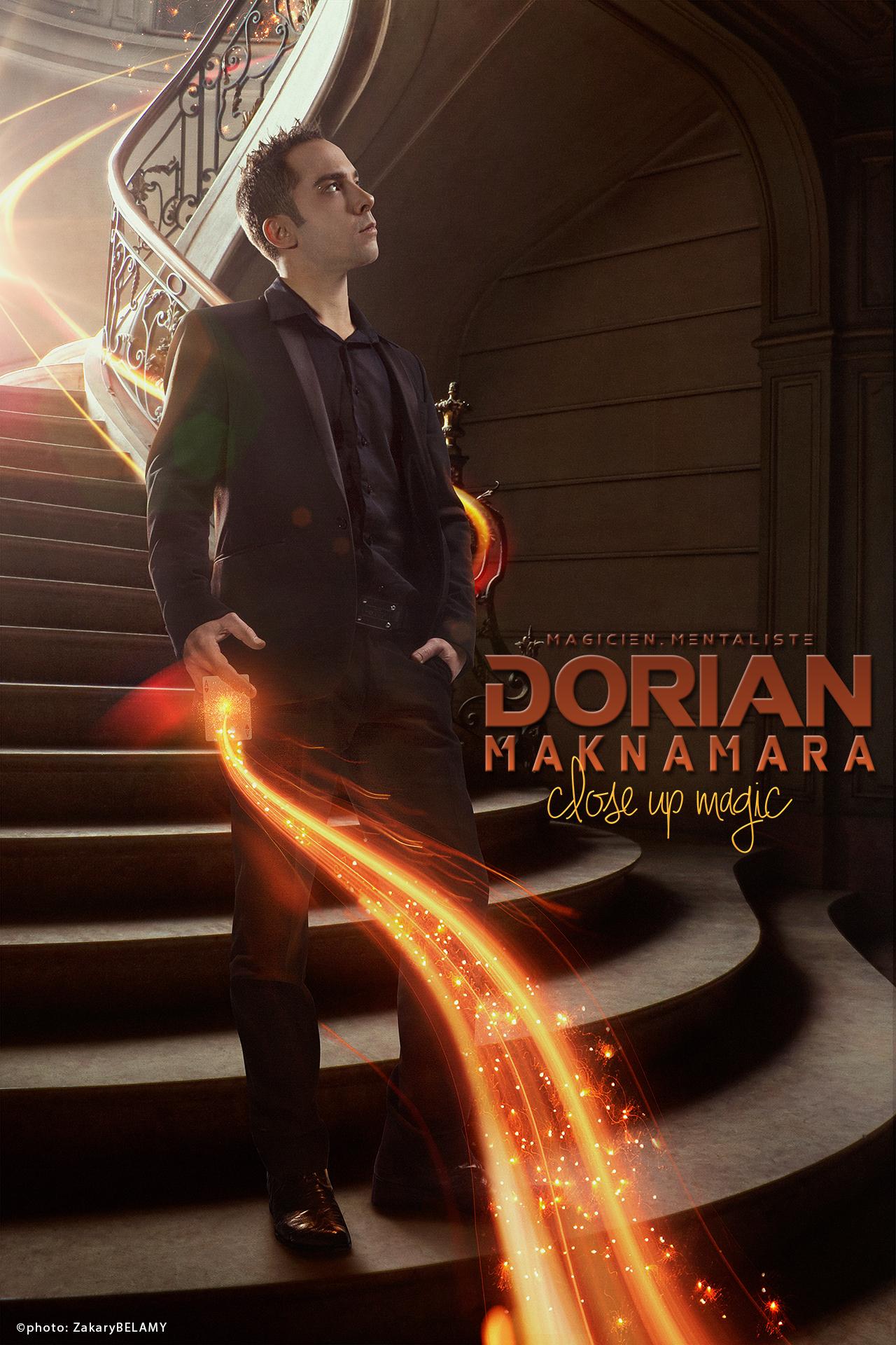 Dorian Maknamara - CLOSEUP