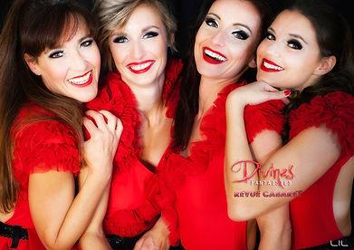 Nos Divines danseuses