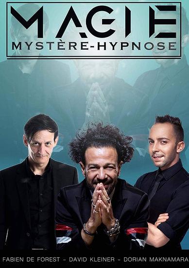 Magie-Mystère-Hypnose