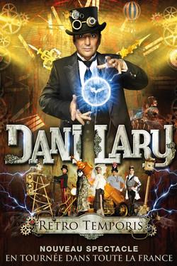 Dani Lary en Tournée