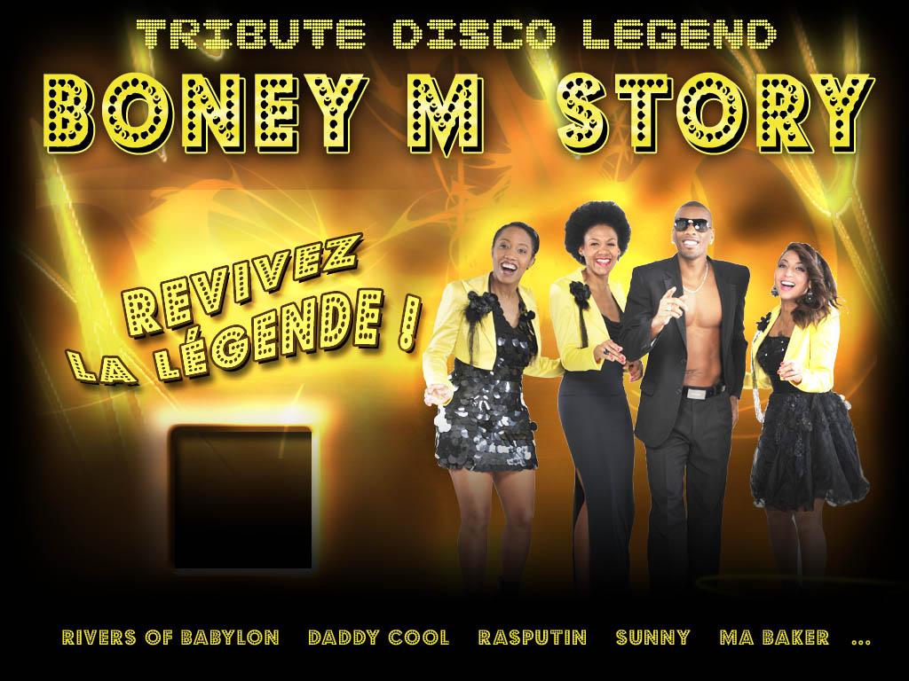 Tribute Boney M