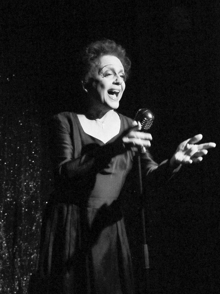 Madame Piaf !!!