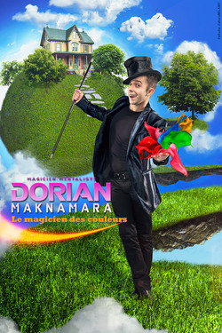 Dorian Maknamara - MAGICIENS DES COULEURS