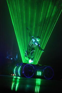 Numéro de Laser