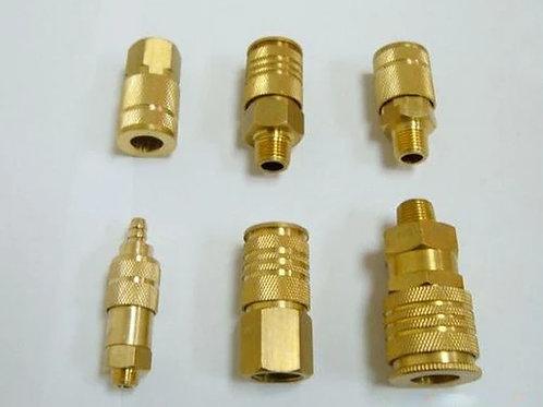 CNC Turning China Prototype Maker Small Batch Brass Prototypes