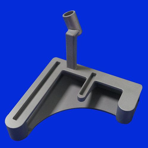CNC Aluminum Painitng Rapid Prototypes