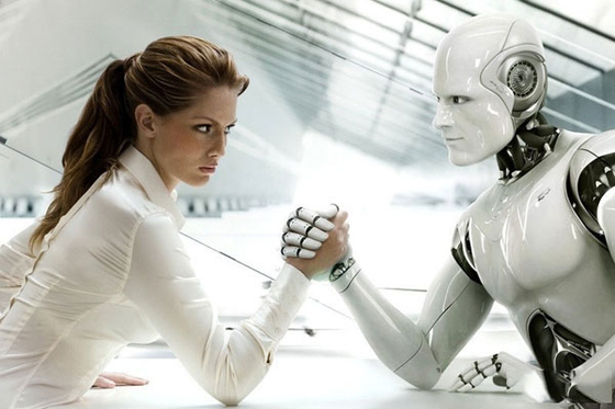 Robot Will Ultimately Supplant Human