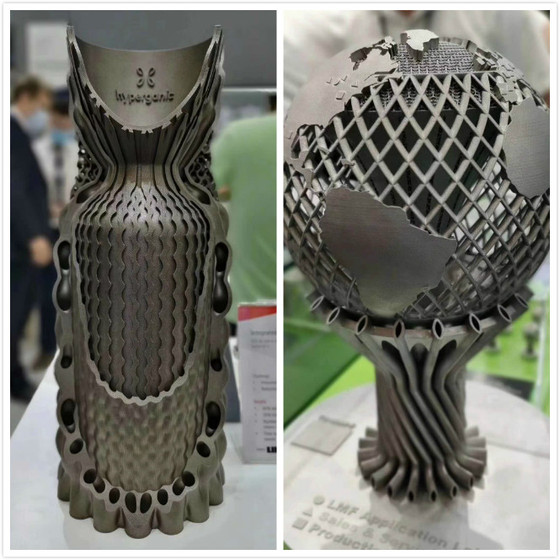 Metal 3D Printing in SG Prototype