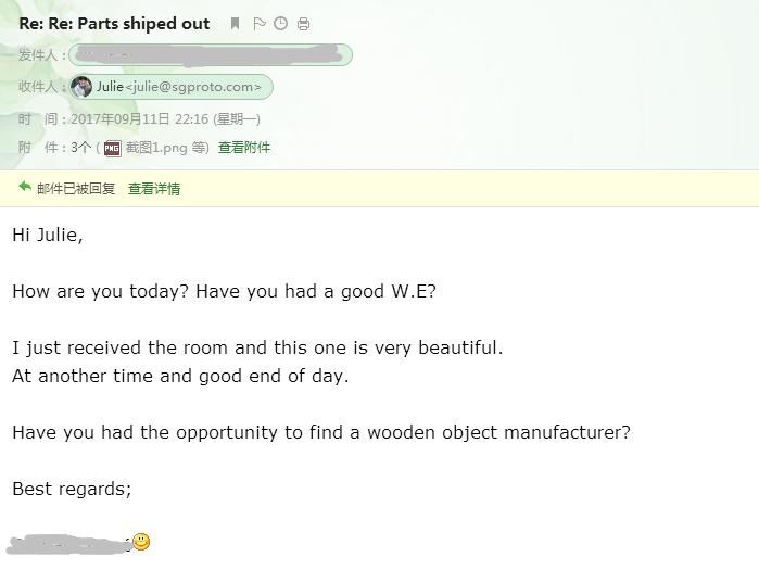prototype- feedback
