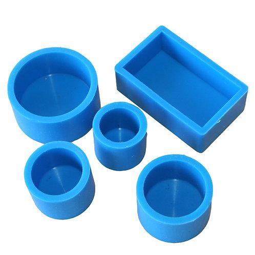 RTV/Silicone Molding Service Rubber Casting Parts
