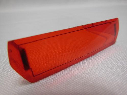 PC/PMMA Plastic Dyeing Car Light Parts CNC Machining Service