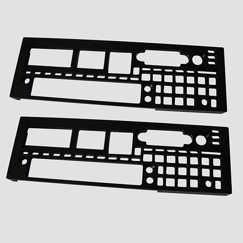 Anodizing and Laser Etching Sheet Aluminum Service