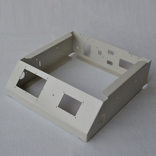 Auto Custom Precision CNC Machining Stainless Steel Sheet Metal Fabrication