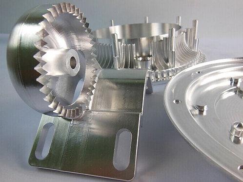 High Precision China Rapid Prototype CNC Machining