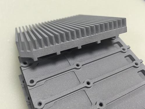 CNC Aluminum Prototype Machining Sand BlastingFinishing