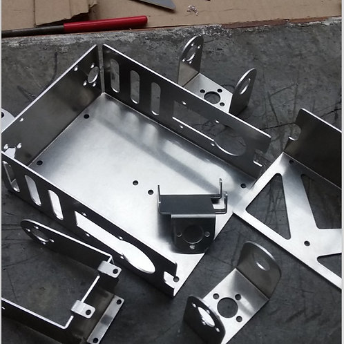 Custom Sheet Metal Fabrication CNC Punching/Bending/Welding/Stamping