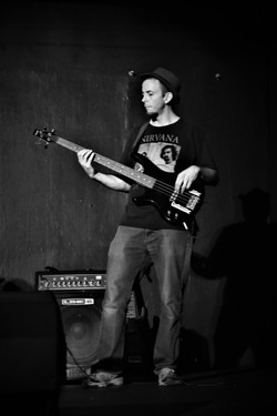 Bass teacher, guitar teacher, drum t