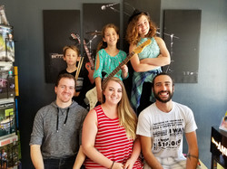 Families at AMPED