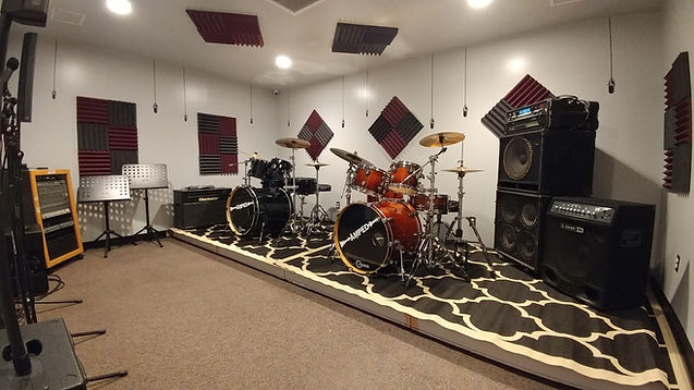 Band Room Rehearsal Space Rental