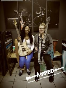 Guitar/Vocal Student