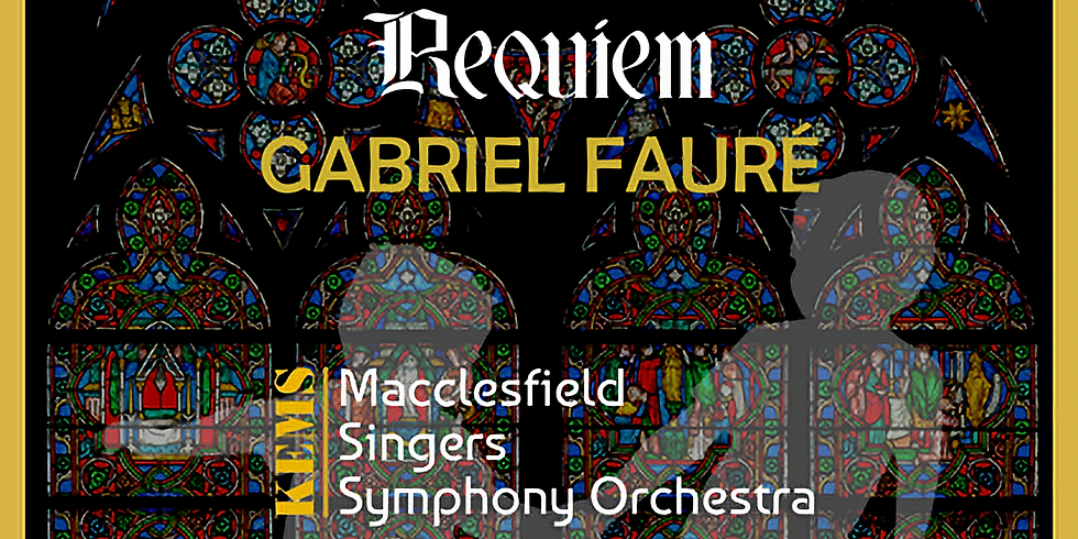 Faure's Requiem and Jonathon Dove's There was a Child
