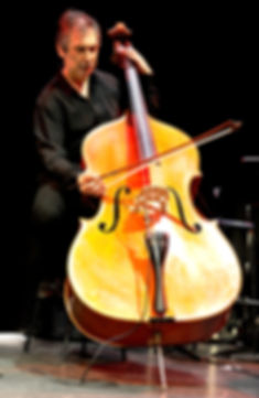 Michael Cretu with Double Bass