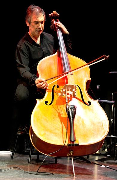 Michael Cretu with Double Bass