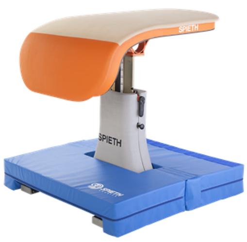 Spieth America - Protection de base de Table de saut Ergojet